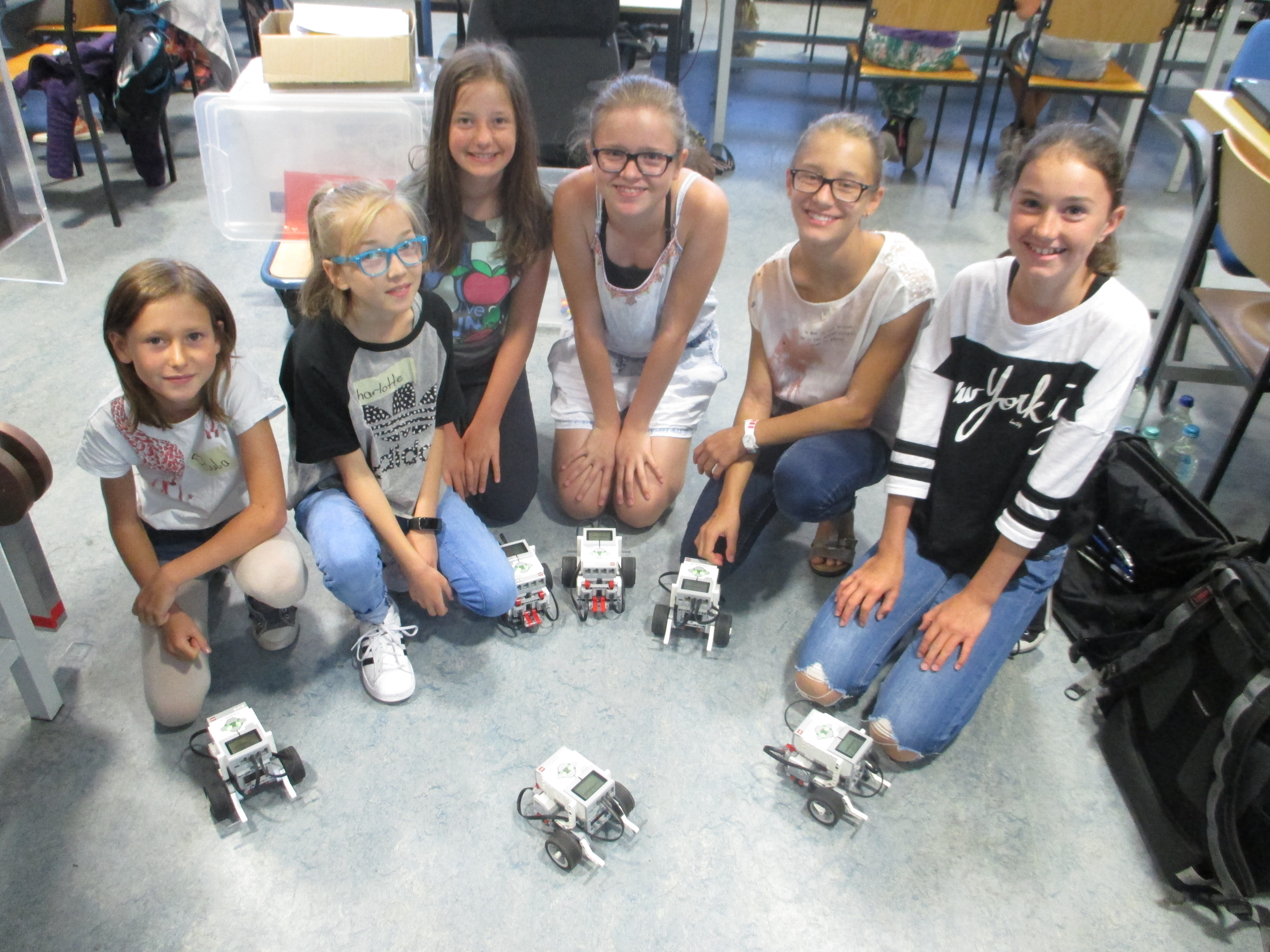Einsatz von Lego Education in der Aus- und Weiterbildung