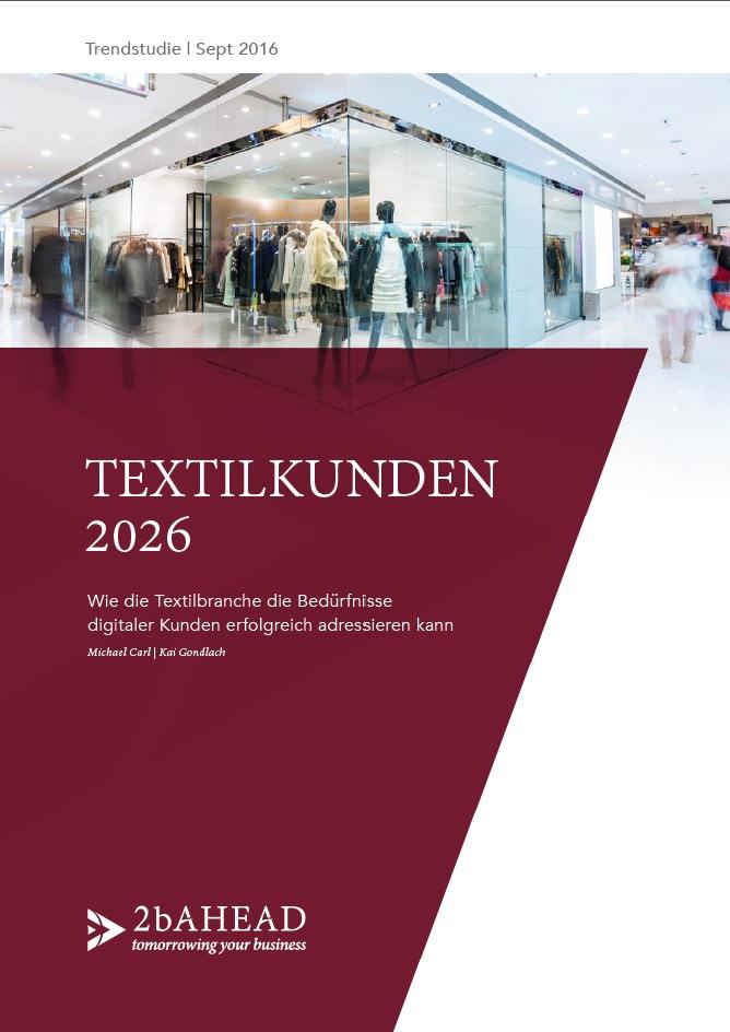 Zukunft der Textilbranche