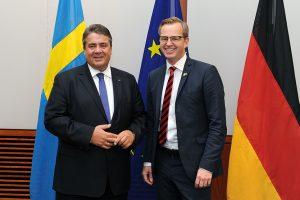 Deutschland und Schweden: engere Kooperation bei der Digitalisierung