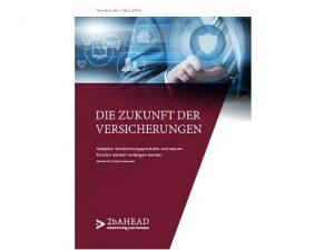 Trendstudie: Die Zukunft der Versicherungen
