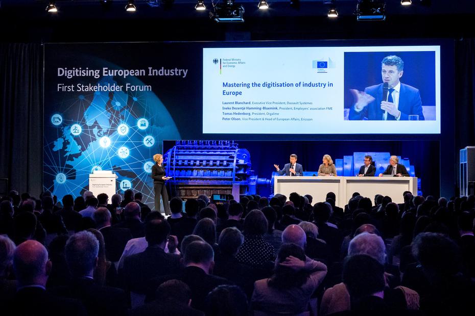 Stakeholder-Forum: Impulse zur Digitalisierung der Produktion