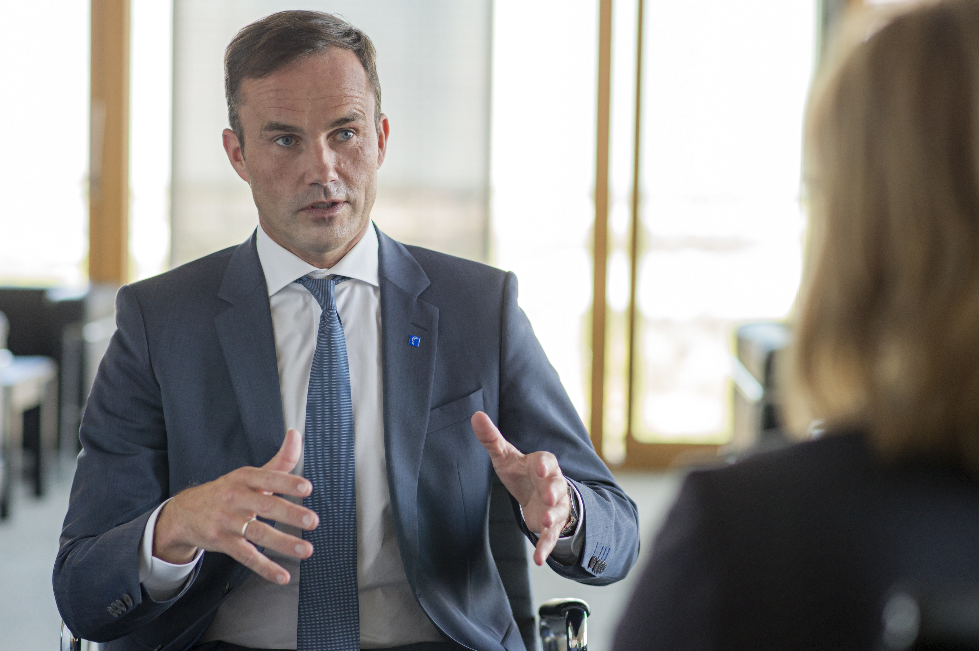 Interview mit Dr. Jochen Köckler