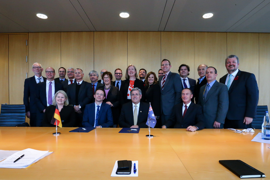I4.0: Deutsch-Australische Kooperation