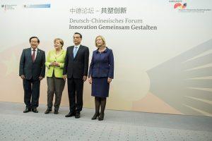 Deutschland und China forschen gemeinsam für Industrie 4.0