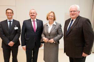 Wirtschaft 4.0: BMBF und Fraunhofer setzen Akzente