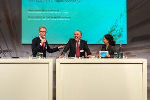 Industrie 4.0 auf dem IT-Gipfel