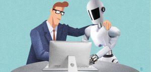 Digitaler Wandel: Jeder vierte Angestellte fühlt sich noch unsicher