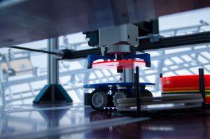 Digitaler Zwilling: Abbild einer realen Fabrik