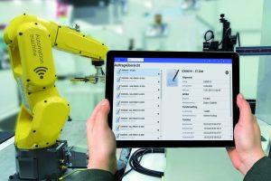 Der Weg zur Smart Factory Die selbstregelnde Produktion