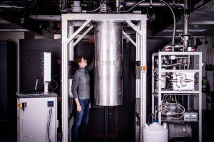 IBM verdoppelt Rechenleistung für Quantenrechner