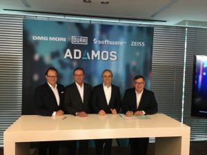 Neue Allianz für Industrie 4.0