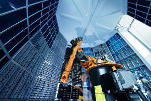 Gefährdungsbeurteilung für Arbeiten mit dem Roboter
