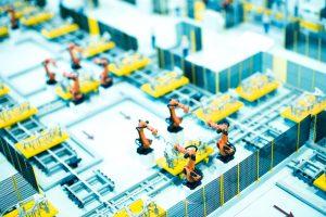Die Blockchain für die Industrie