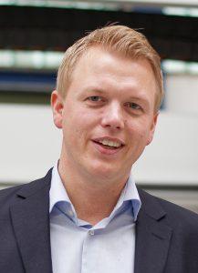 Marcel Sulewski ist Teamleiter im Elektro-Einkauf bei IMA Klessmann. (Bild: Helukabel/Detlev Haake HZWEIA)