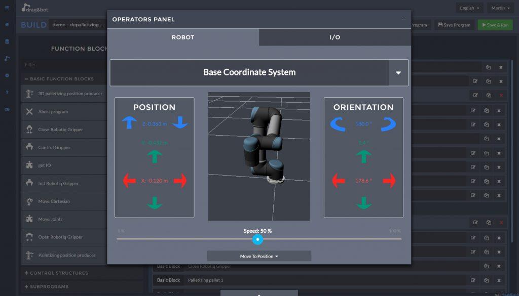 Die Software des Fraunhofer-Spin-Offs wird aktuell besonders von Firmen der Automobilindustrie eingesetzt oder getestet, etwa im Lager eines großen LKW-Herstellers aus Stuttgart und bei der ZF Friedrichshafen AG. (Bild: Drag & Bot GmbH)