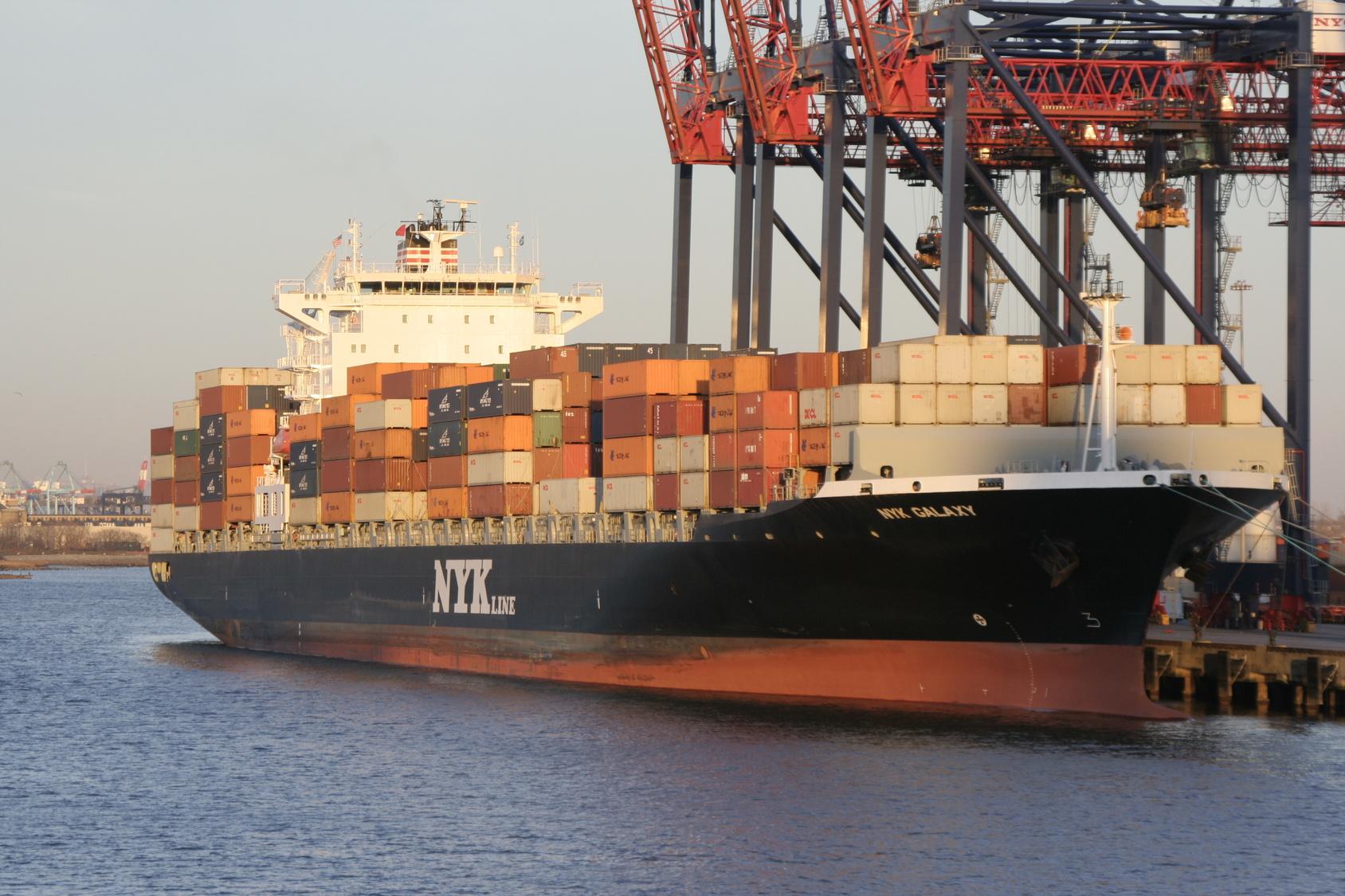 Größtes Containerschiff 2021